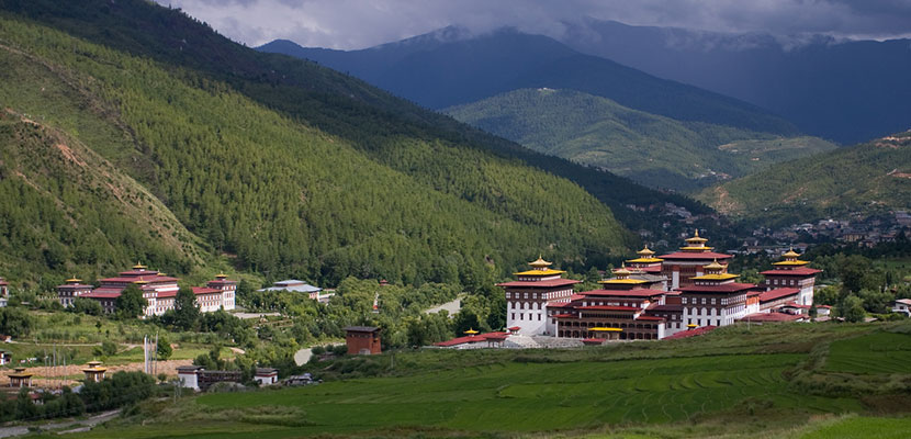 Bhutan Tour Packages From Gujarat