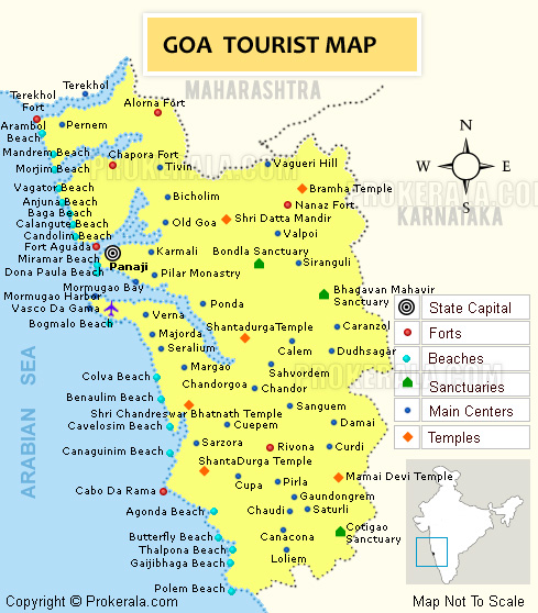 What Places Cannot Be Missed In North Kerala: Goa Tour Packages From Ahmedabad, Goa Honeymoon Tours From